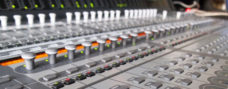Musikhusets studio